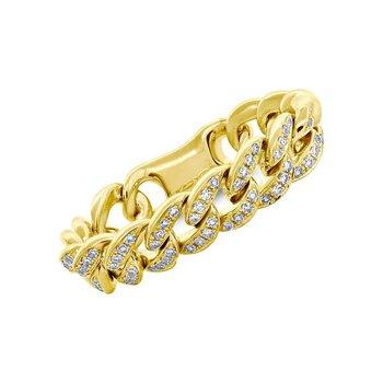 Interlocking Chain Ring