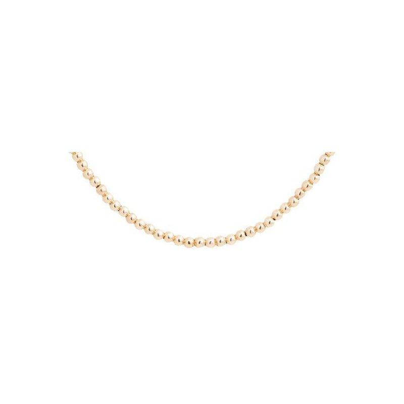 "enewton Classic Gold Filled 3mm Bead Choker 17"""