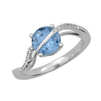 Chatham Alexandrite Ring