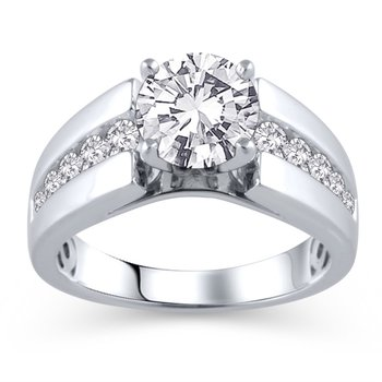 Classic Cathedral Ring