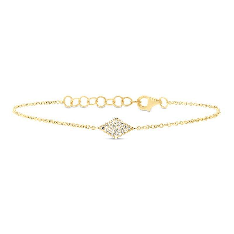 Lasker Diamond Fashion Diamond Pave Bracelet