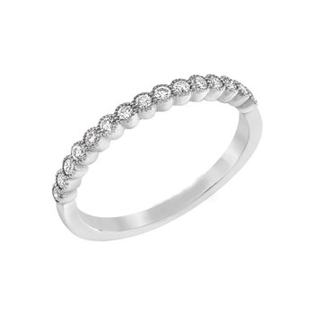 Ariana Stackable Band - .24ctw