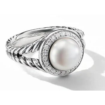Albion Collection Pearl Ring
