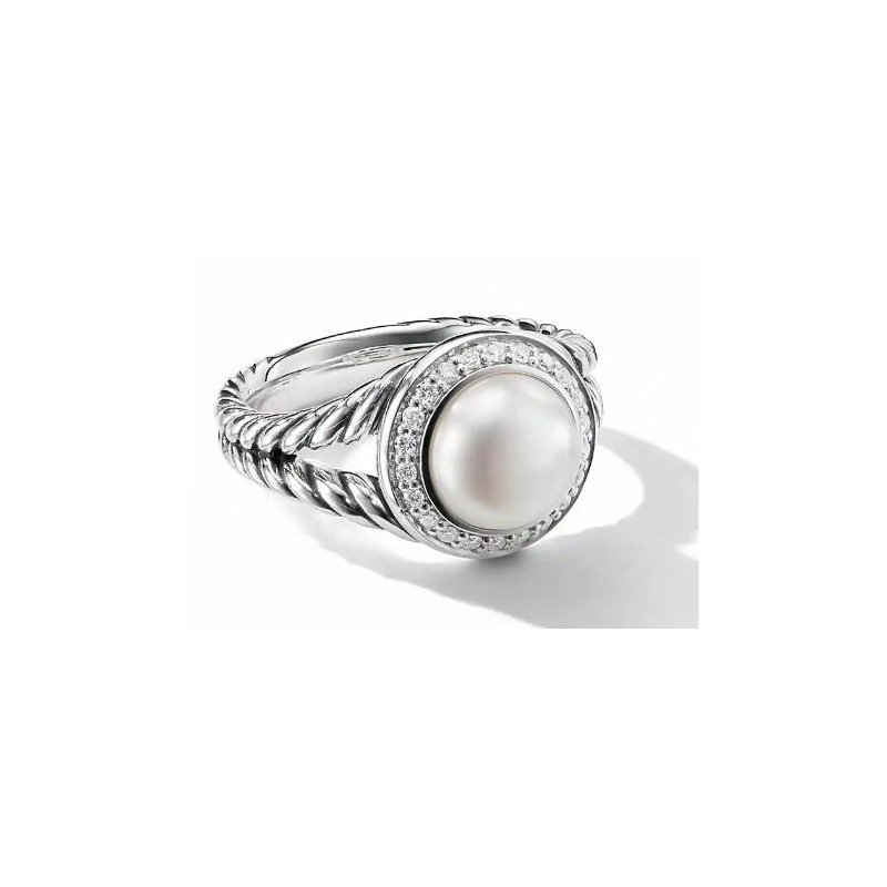 Lasker Pearl Fashion Albion Collection Pearl Ring