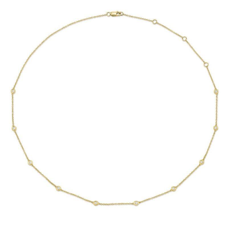 Lasker Diamond Fashion Diamonds-By-The-Yard - 1/4cttw