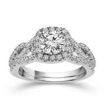 Lasker Value - 1ct Center Diamond