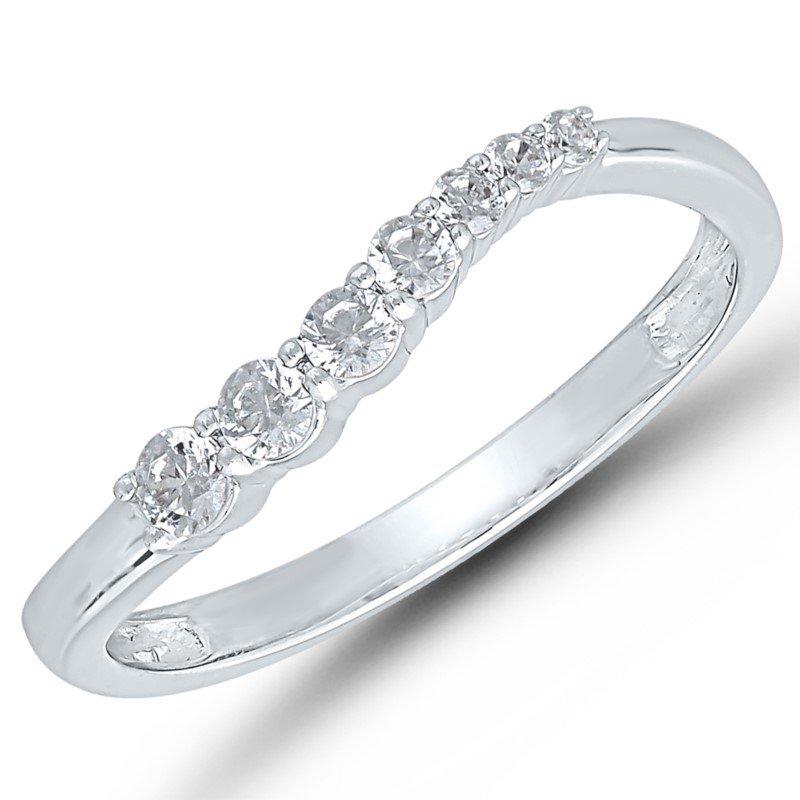 Lasker Diamond Fashion Journey Diamond Ring - .25ctw