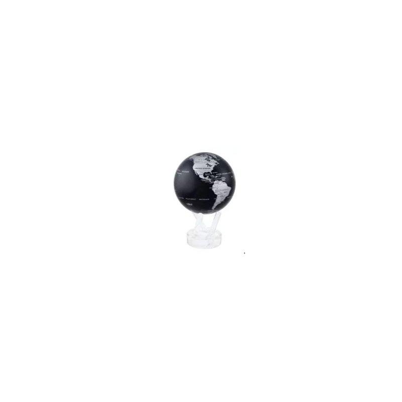 Mova Globes MOVA GLOBE 4.5' BLUE AND SILVER