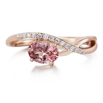 Rare Gem!!! Lotus Garnet Ring