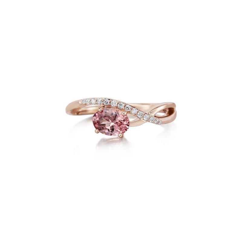 Lasker Gemstone Rare Gem!!! Lotus Garnet Ring