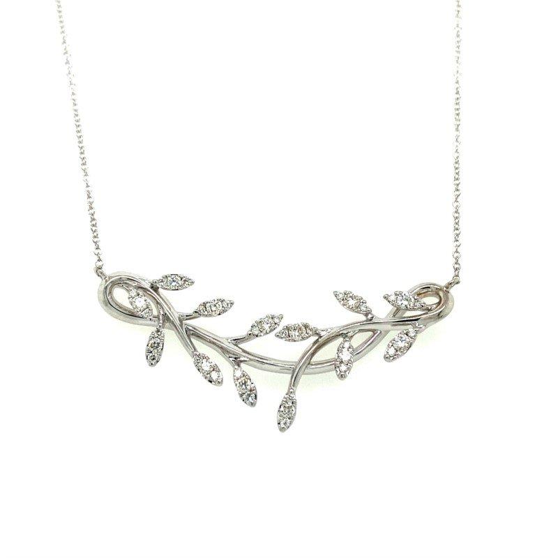 Lasker Diamond Fashion Floral Pendant