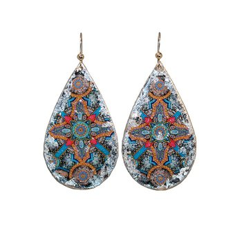 Charlemagne Teardrop Earrings