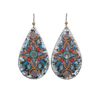 Charlemagne Teardrop Earrings