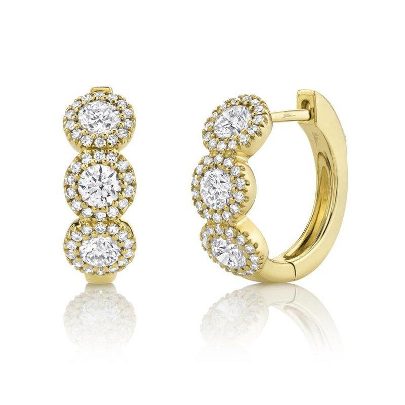 Lasker Diamond Fashion Center of My World Diamond Earrings