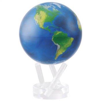 "Mova - 6"" Satellite View Natural Earth"