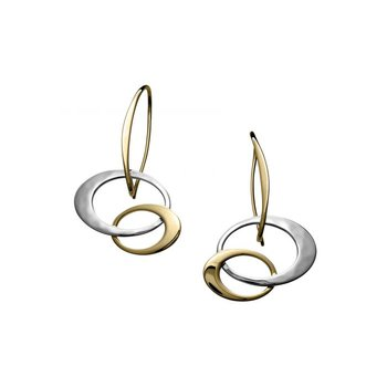Petite Entwined Elegance Earrings