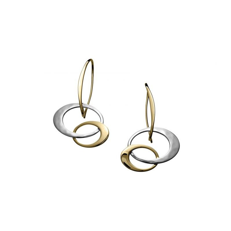 E.L. Designs Petite Entwined Elegance Earrings