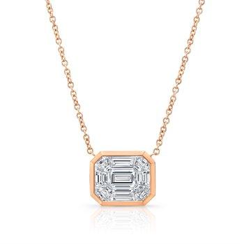 Kaleido Diamond Pendant
