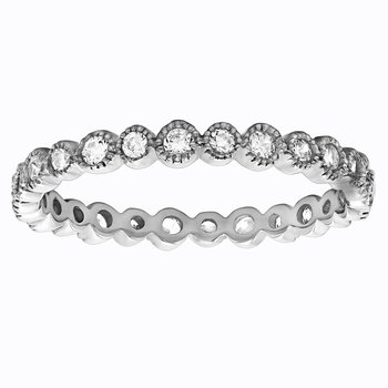 Ariana 2/3 Eternity Band