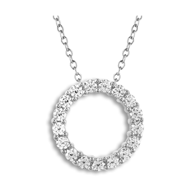 Forevermark Diamond Circle of Life Pendant