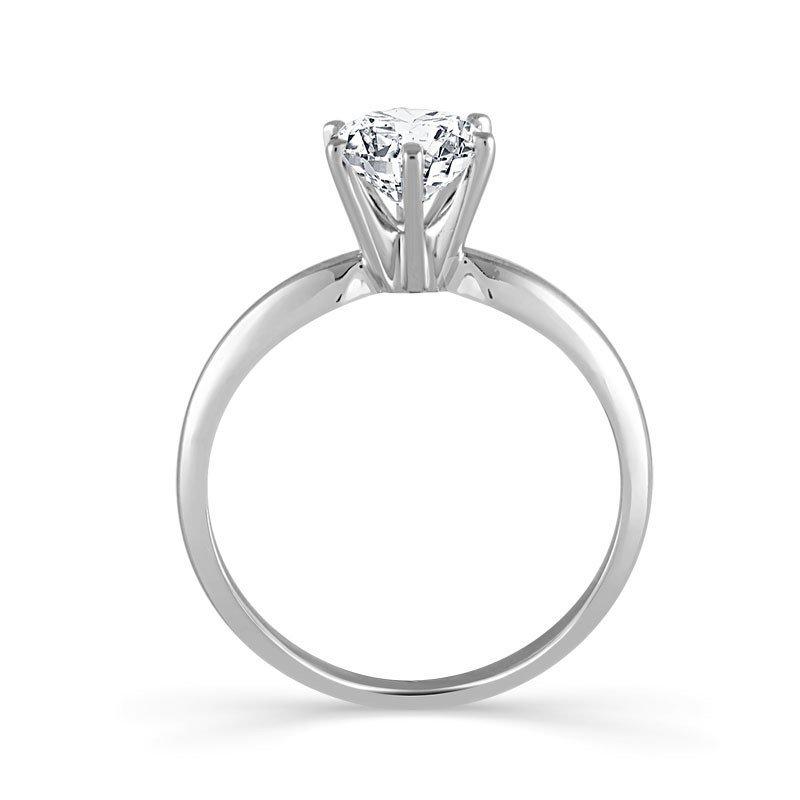 Lasker Bridal Lasker Value - 2.03ct Solitaire Ring