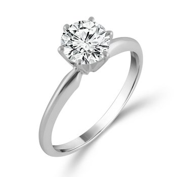 Lasker Value - 2.03ct Solitaire Ring