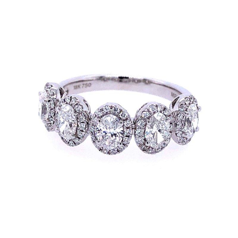 Lasker Diamond Fashion Center of My World Ring - 2.32CTTW