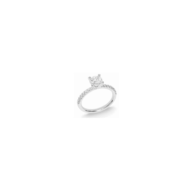 Lasker Bridal Simply Petite Ring Mounting