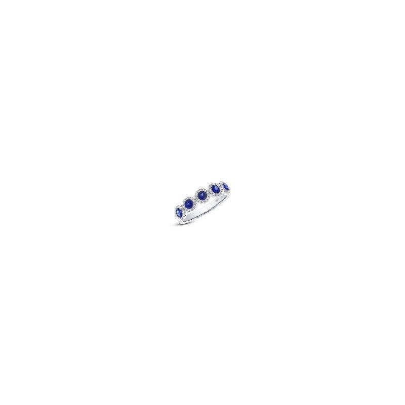 Lasker Gemstone Center Of My World Sapphire Ring