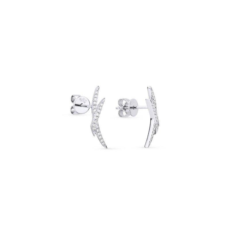 Lasker Diamond Fashion Diamond Ear Climber