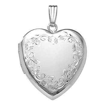 Heart Shaped Locket