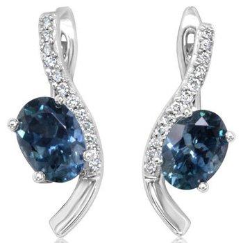 Montana Sapphire Earrings