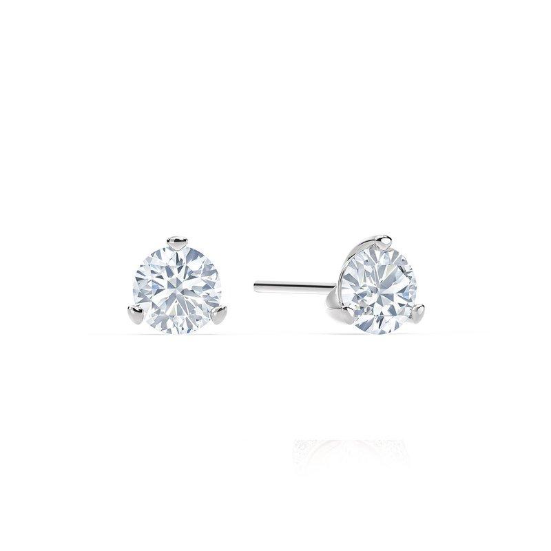 Lasker Diamond Fashion Forevermark Diamond Studs - 1CTTW