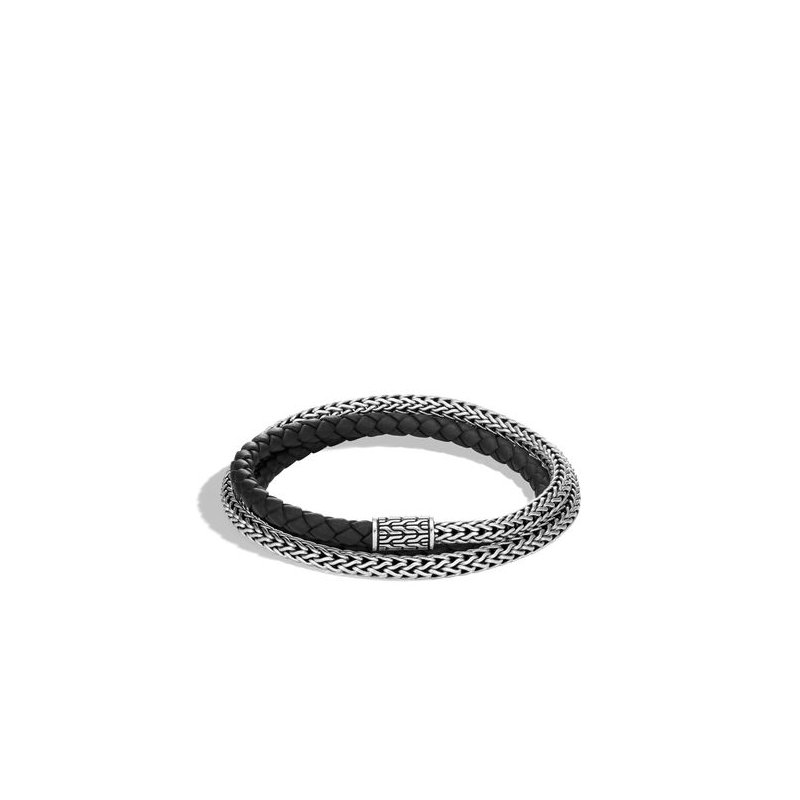 JOHN HARDY Classic Chain Triple Wrap Bracelet