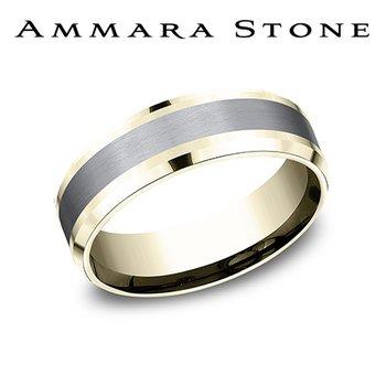 AMMARA STONE 14KY & TANTALUM