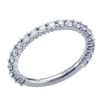 2/3 Eternity Ring - 1/2cttw