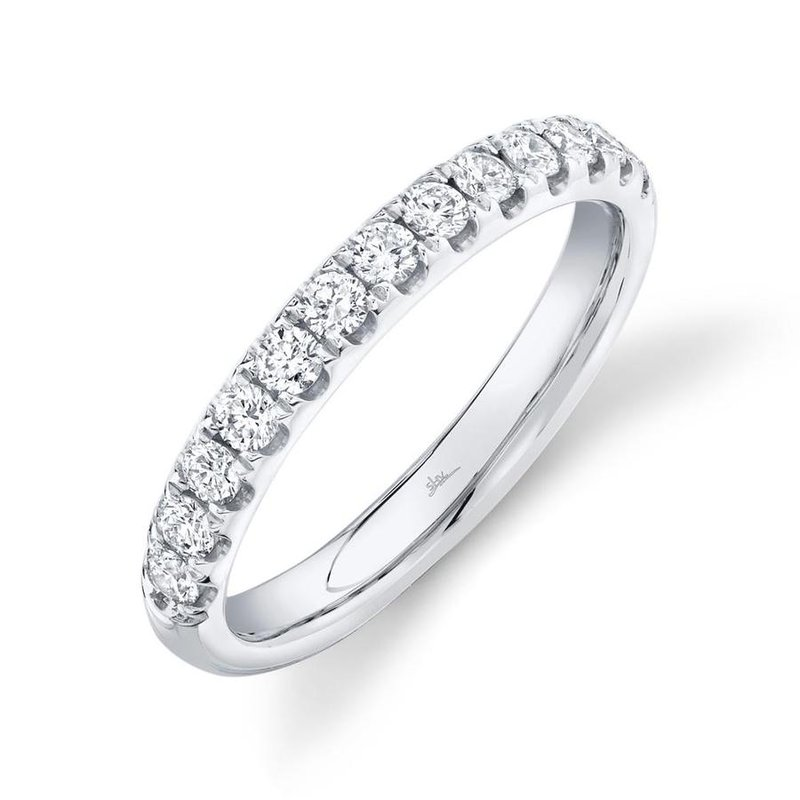 Lasker Bridal Galaxy Diamond Band - 1/2cttw