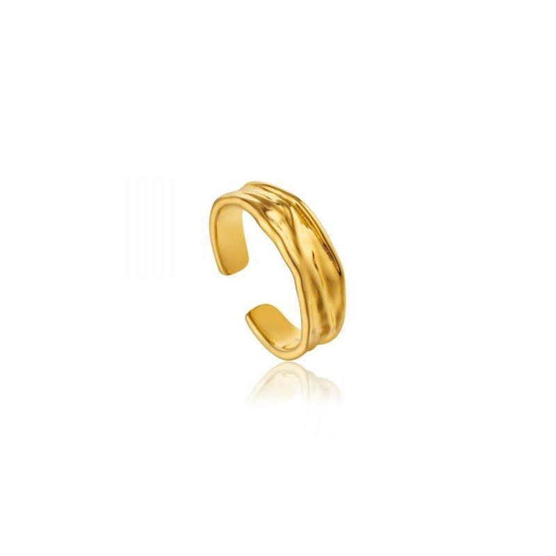 Ania Haie Crush Ring
