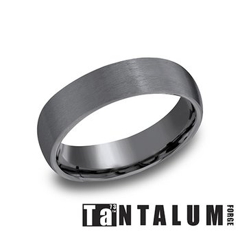 6mm Tantalum Band