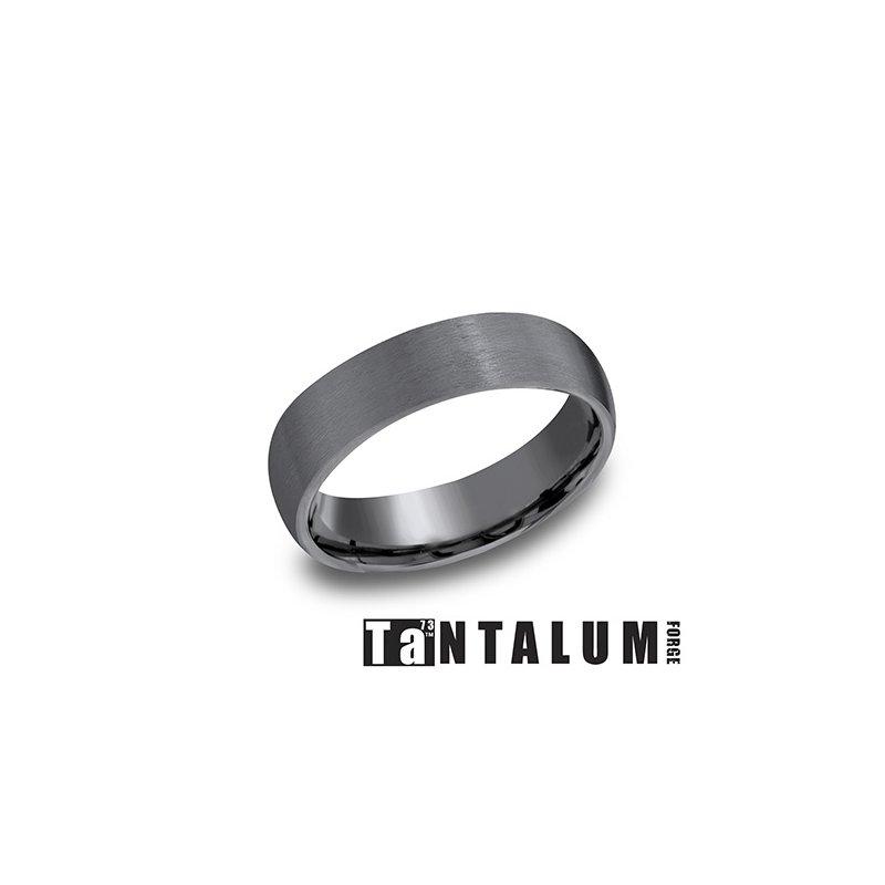 Lasker Men's 6mm Tantalum Band