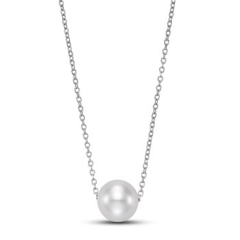 Floating Pearl Pendant
