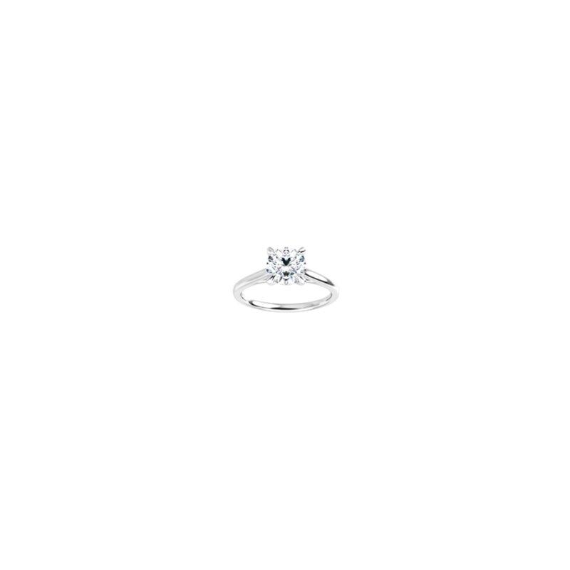 Lasker Bridal .83ct Ideal Cut Solitaire Ring