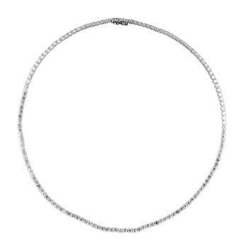 Riviera Necklace - 11.98ctw