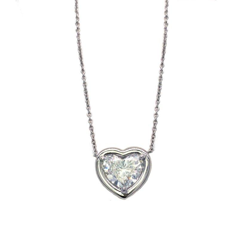 Suna Perfect Heart Necklace