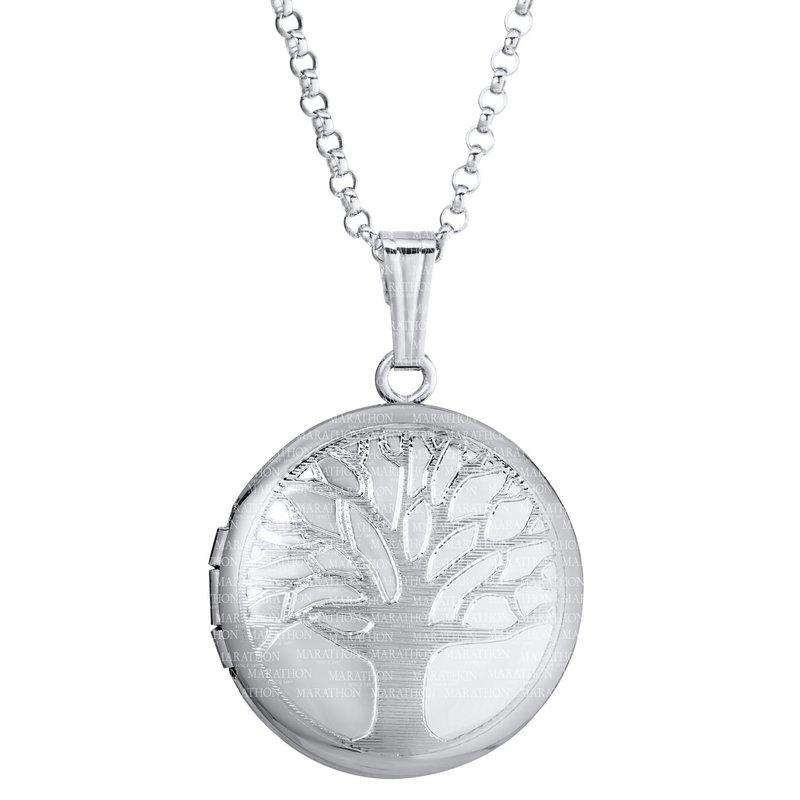 Lasker Signature Tree Of Life Locket