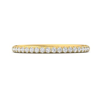 Classic Diamond Wedding Band 1/4TW