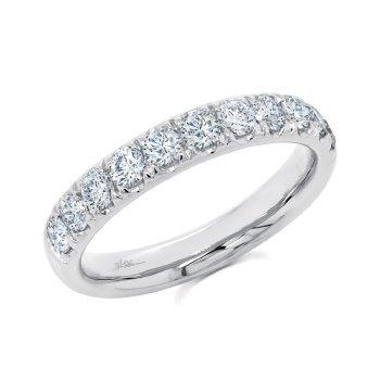 Galaxy Diamond Band - 1.00cttw