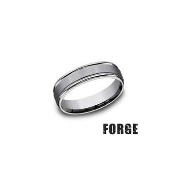 6MM Edged Tungsten Band