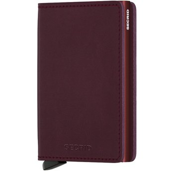 Slimwallet- Original Bordeaux