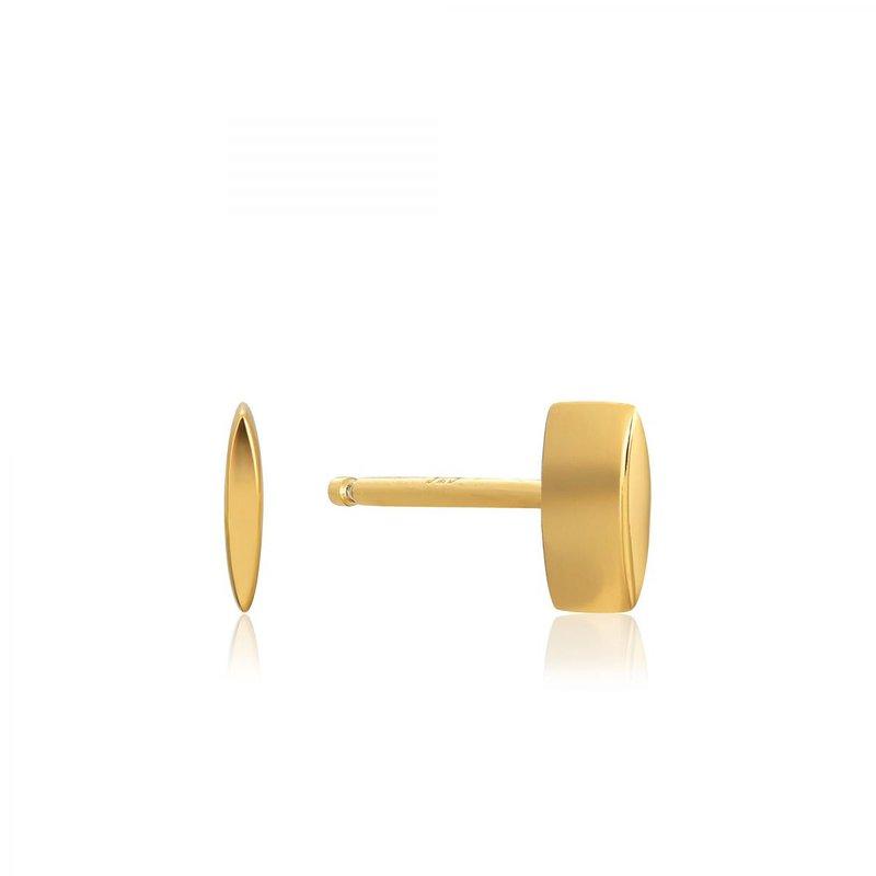 Ania Haie Square Stud Earrings